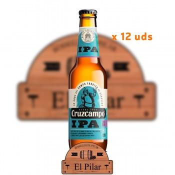 Cruzcampo Ipa - Pack 12...