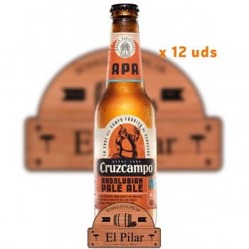Cruzcampo Apa - Pack 12...