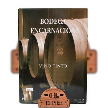 Vino Tinto 14% - Bodega...
